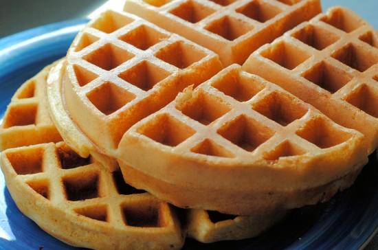 Waffles estão para a Bélgica, assim como a tapioca está para a Sé de Olinda!