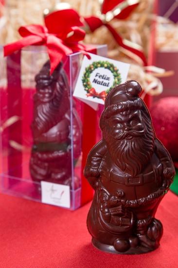 Papai Noel de Chocolate: tem que ter!