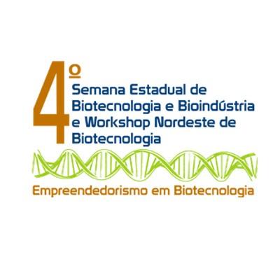 Inscrições Abertas para a 4º Semana Estadual de Biotecnologia e Bioindústria