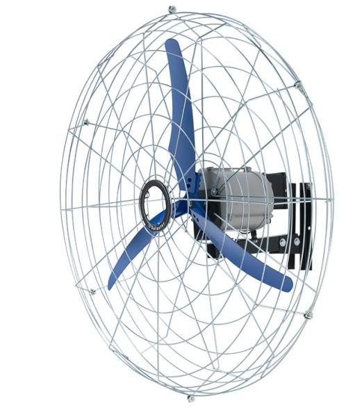 Ventilador Industrial 1 metro Marca Solaster