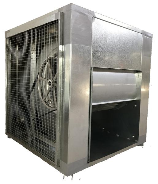Caixa de Ventilação Centrifuga