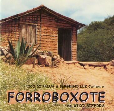 FORROBOXOTE 1 - NICO DI PÁDUA & SERGINHO LUZ cantam o Forroboxote