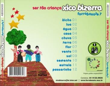 FORROBOXOTE 7 - Ser Tão Criança