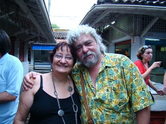 com minha amiga ARLUCE CARVALHO