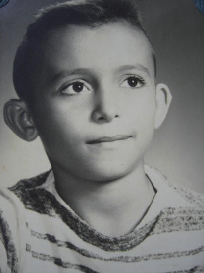 Xico Bizerra com 11 anos em Fortaleza - CE