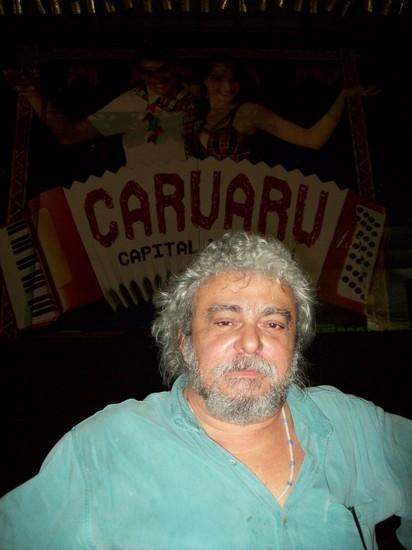 Xico no São João de Caruaru 2009