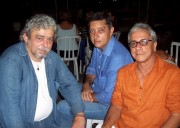 Ricardo Anisio, Zelito Nunes e Xico Bizerra