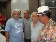 Trio Araça, Joao Silva e Genival Lacerda