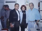 Xico Bizerra,Genaro e Walquíria (Pacoland FM 2002)