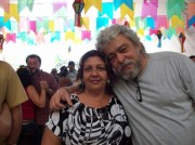 Xico e Fátima Marcolino