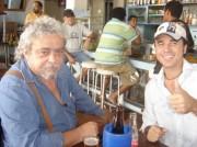 Xico e Flávio no Crato