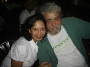 Xico e Lina Fernandes(Rádio Folha)