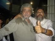 Xico e Marcos Veloso na Passadisco