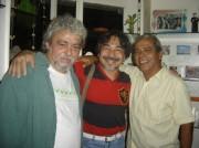 Xico, Santanna e Nilson Araújo