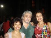 Homenagem a XicoAcciolyLuizGonzaga(Xico,Tereza Aciolly,Lucia