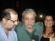 Homenagem a XicoAcciolyLuizGonzaga,Dr Ney Araujo e Rosa