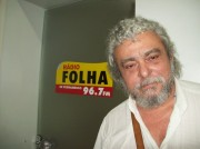 Xico na Rádio Folha de PE
