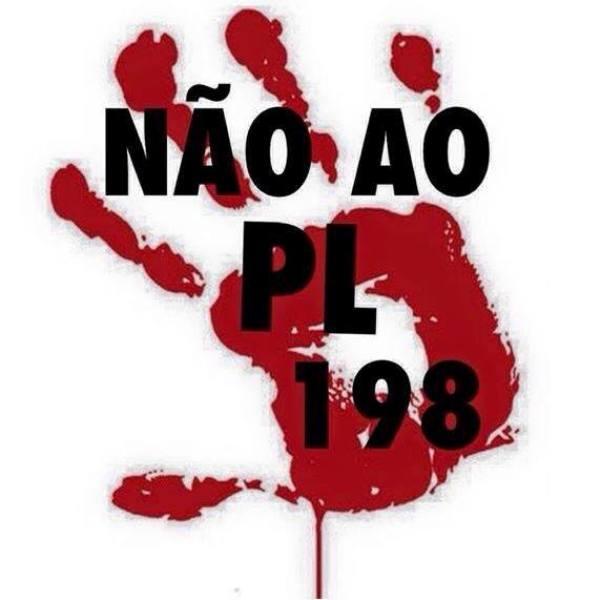 Nota de repúdio ao PL 198 e às iniciativas de criminalização do HIV