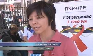 Pernambuco segue em primeiro lugar no Nordeste com maior número de casos de AIDS