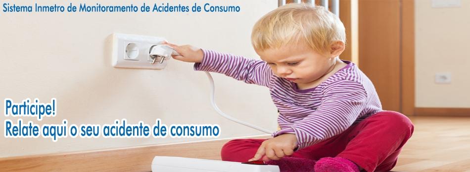 Com o seu relato podemos prevenir acidentes de consumo no Brasil!