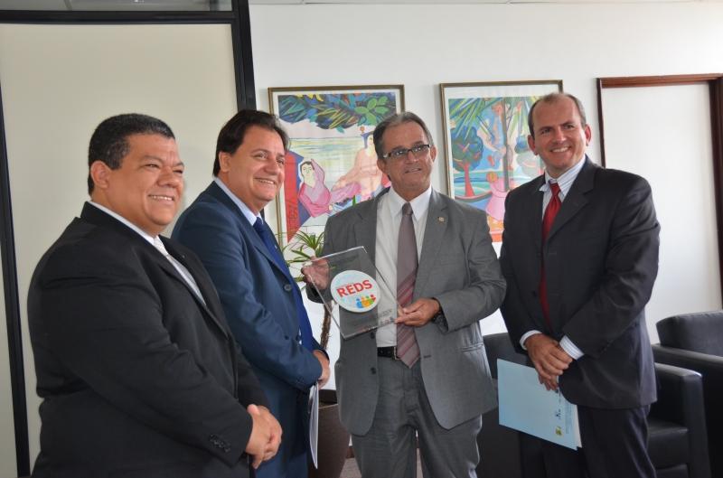 Ipem firma cooperação técnica com o Ministério Público de Pernambuco e lança o selo REDS