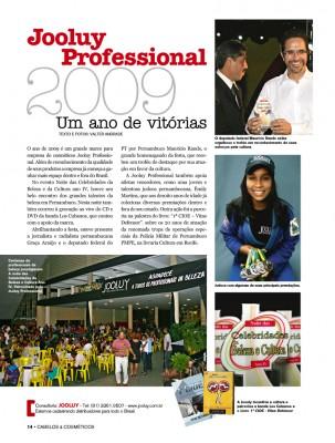 Jooluy Professional, 2009 um ano de vitórias.