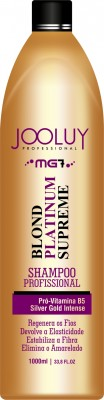 LANÇAMENTO: Blond Platinum Supreme Jooluy MG7
