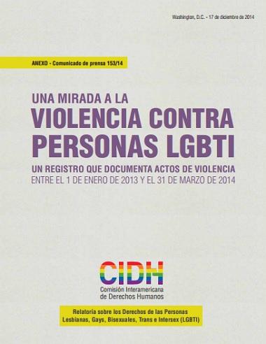 Informe LGBTI/CIDH