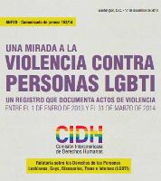 violencia contra personas LGBTI