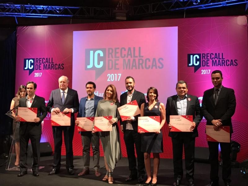 Jc Recall de marcas 2017