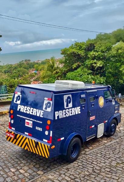 Pioneirismo e inovação mundial: Grupo Preserve Liserve apresenta primeiro carro com ar condicionado 100% elétrico fotovoltaico