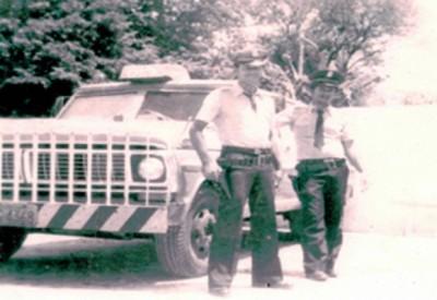 1975 - Veraneio, primeiro modelo de carro-forte