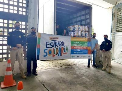 """""""Estrada Solidária"""""""