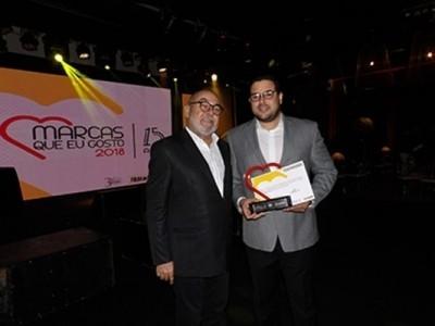 Prêmio Marcas Que Eu Gosto 2018