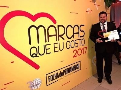 Prêmio Marcas que eu Gosto 2017