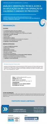 ABIMAQ realizará curso sobre aplicação da NR13