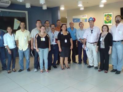 ASSOCIADAS da RedePETRO Pernambuco visitam a IMPSA WIND em SUAPE.