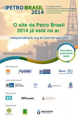 PETRO BRASIL 2014
