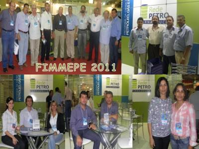 RedePETRO PERNAMBUCO participou da FIMMEPE 2011