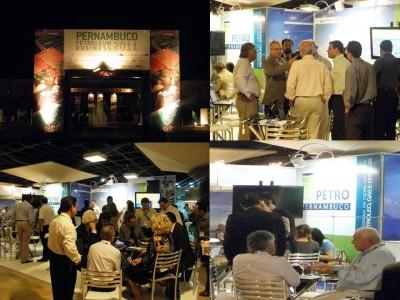 A RedePETRO PERNAMBUCO participou da Pernambuco Petroleum Business 2011