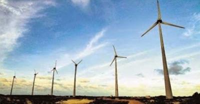 GE reforça polo de eólicas