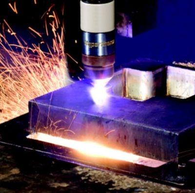 Vantagens de utilizar o processo de corte de metais por Plasma