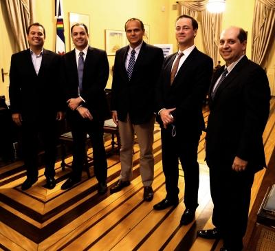 Ambev anuncia investimento de R$ 400 milhões no Estado