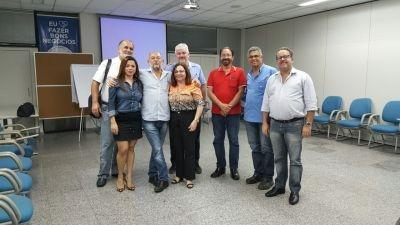 Reunião de Agosto apresentou novidades para os associados