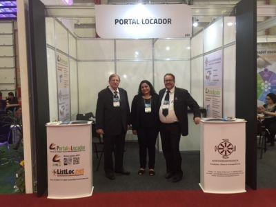Foi um Sucesso a Participação do PortaldoLocador.com na Concrete Show 2016