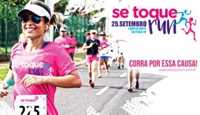 Em ação inédita, vítimas do câncer de mama serão homenageadas durante competição