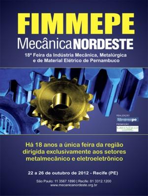 FIMMEPE 2012 e Rodada de Negócios