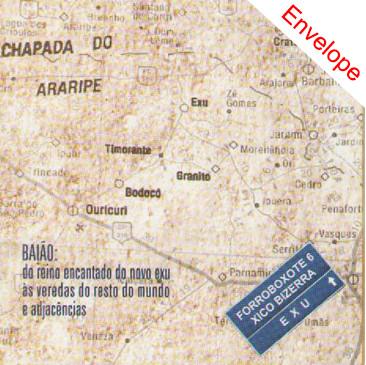 FORROBOXOTE 06 - Baião: Do Reino Encantado do Novo Exu às Veredas  ...