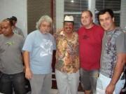 Joao e Genival, Boka, Fuscão e Xico, Folha FM