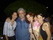 Lina, Xico, Nena e Talita